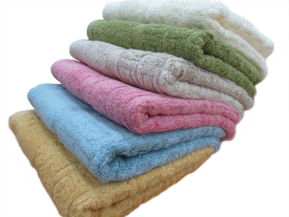 Полотенце махровое из бамбука